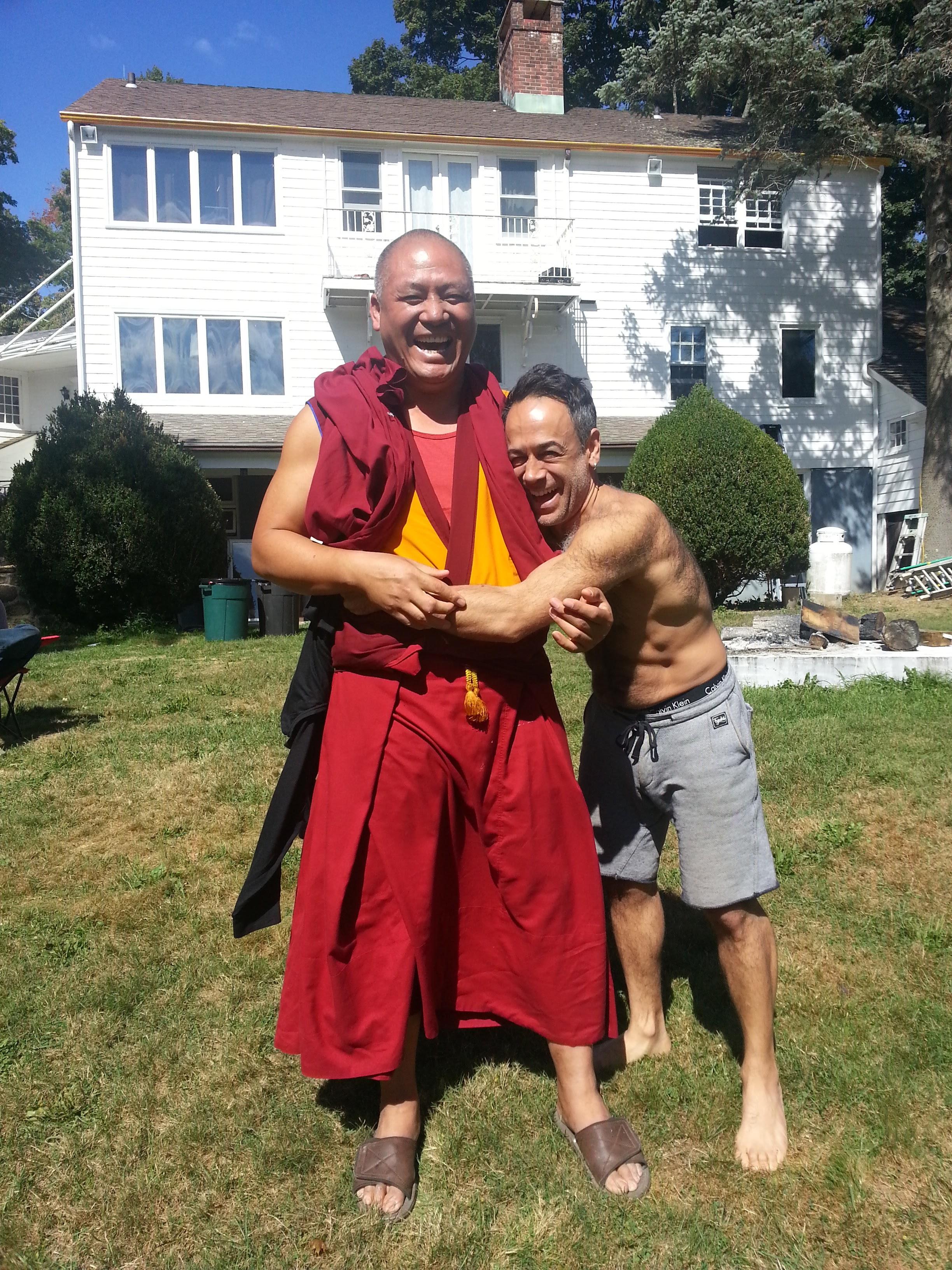Bodhisattva Yoga   All Rights Reserved