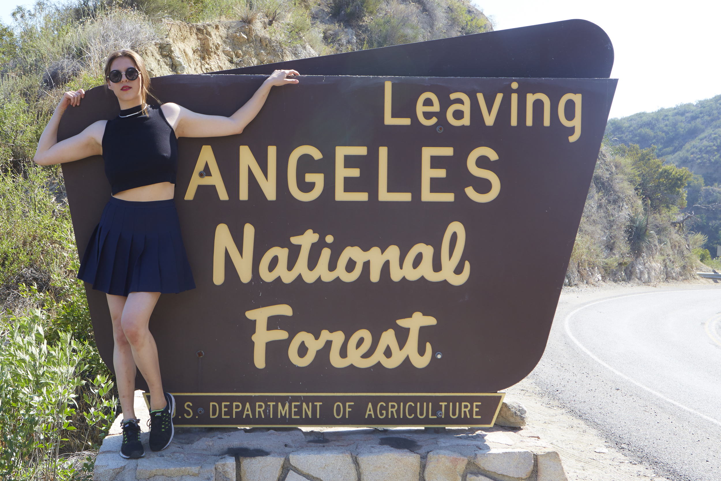 Zooey Zara - Leaving Angeles National Forest