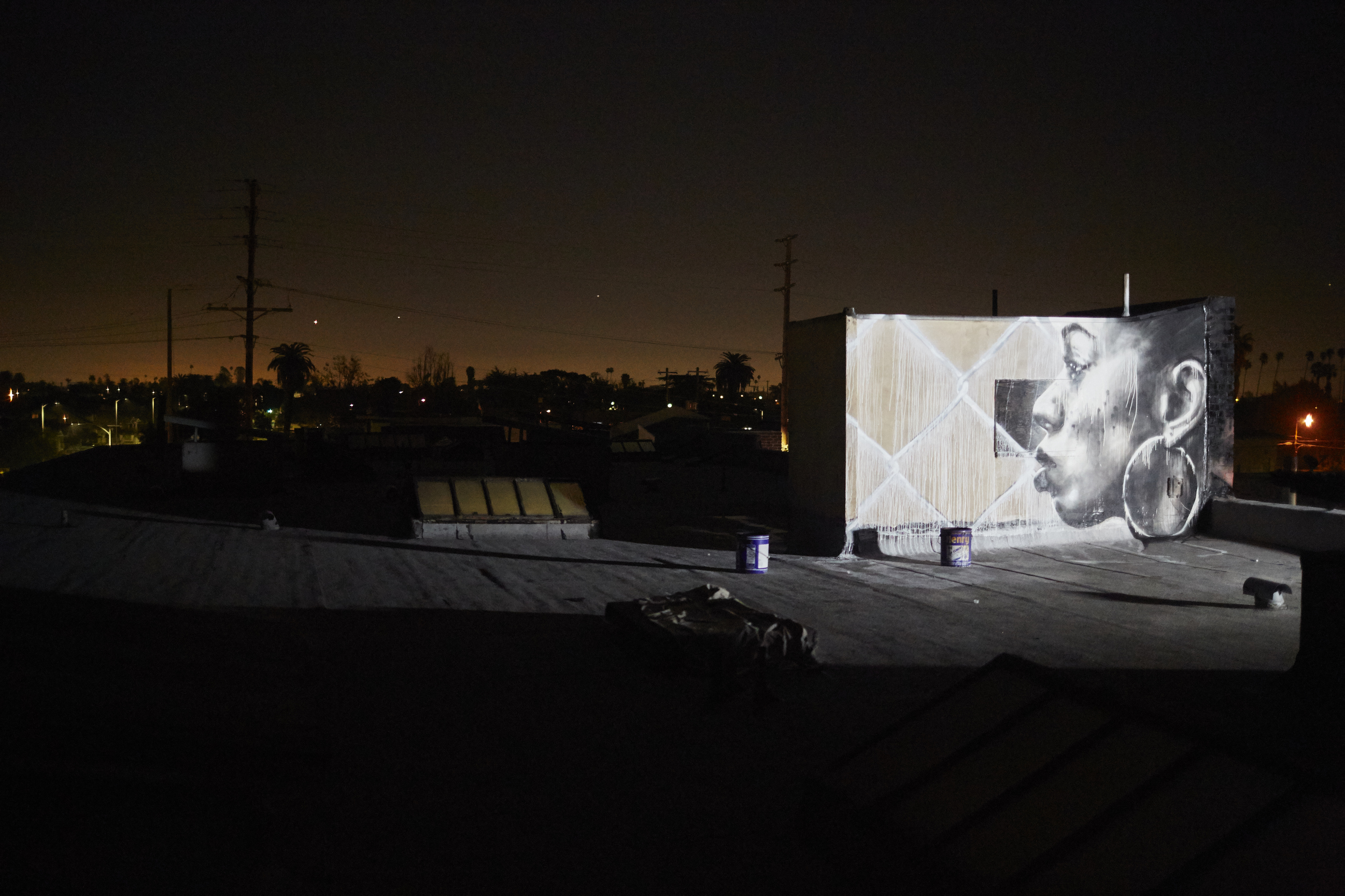 Angelina Christina - South Central: The Roof