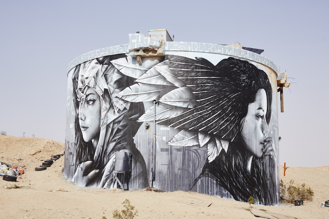 Salton Sea & Desert Cities Street Art