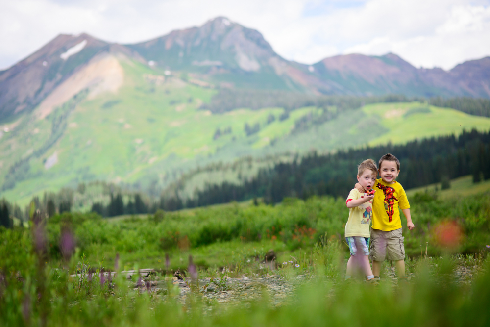 Crested butte Gothic