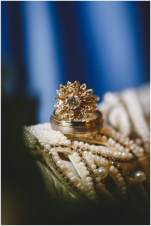 beautiful vintage wedding ring