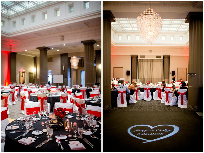 Magnolia hotel ballroom