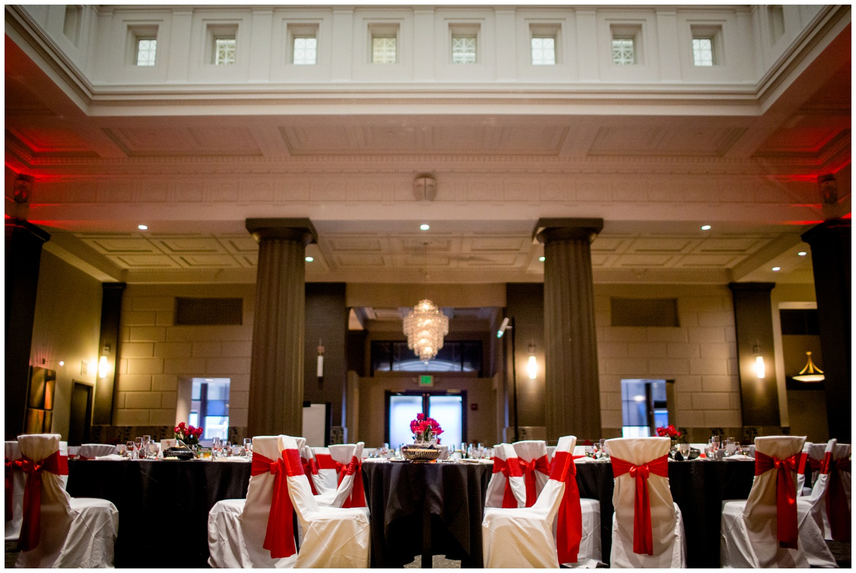 Magnolia hotel Denver ballroom