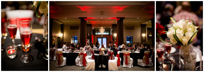 Magnolia Ballroom Denver Wedding