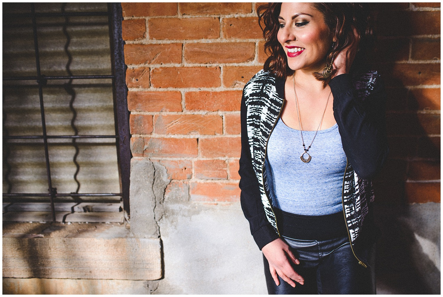 colorado urban portrait photography