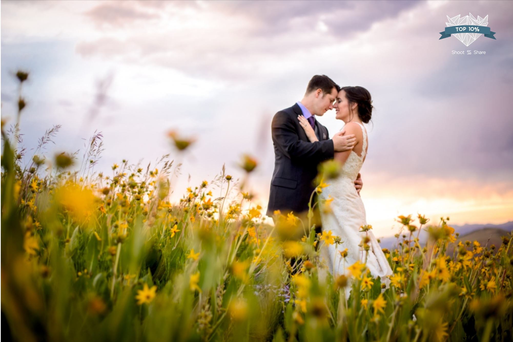 Granby Ranch Wedding - The Wedding Couple Category - 1,522/ 35,527