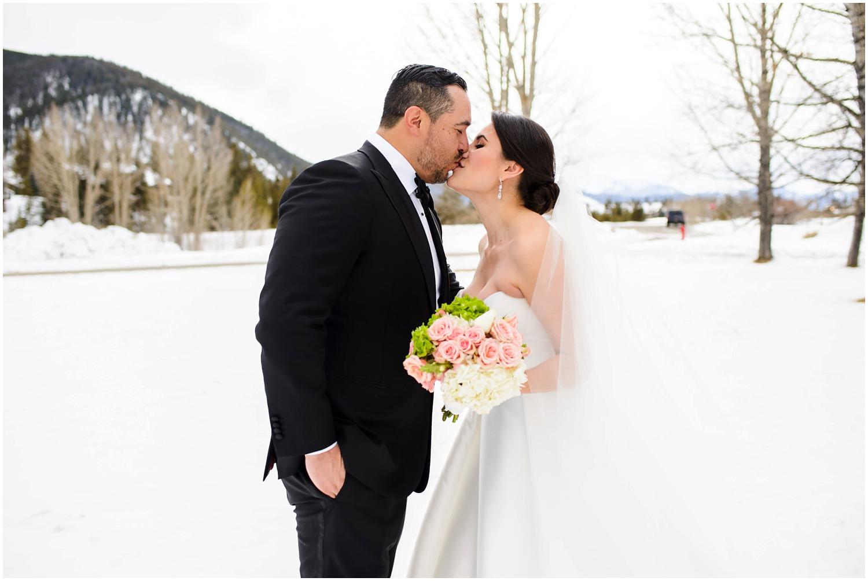 Keystone Winter Wedding