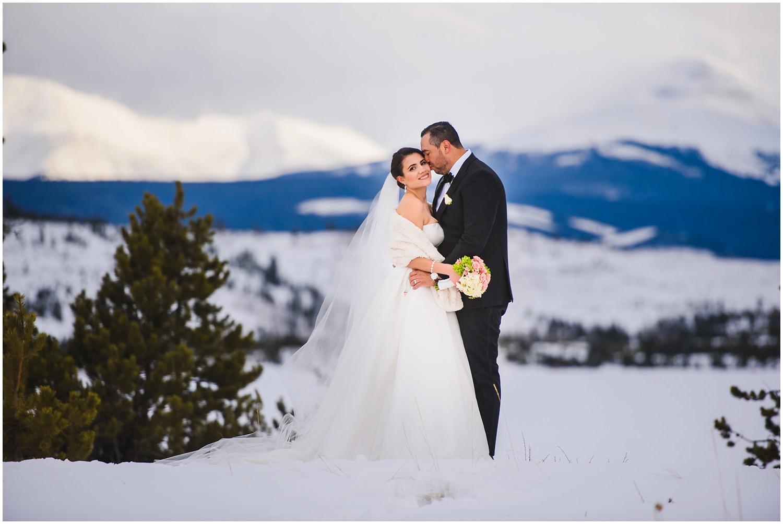 Winter Wedding Photography Colorado