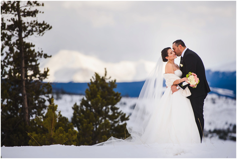 Colorado mountain wedding Photography Lake Dillon