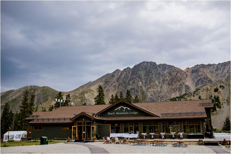 Colorado wedding photography at Black Mountain Lodge