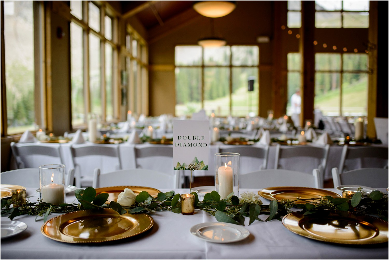 Black mountain lodge Wedding