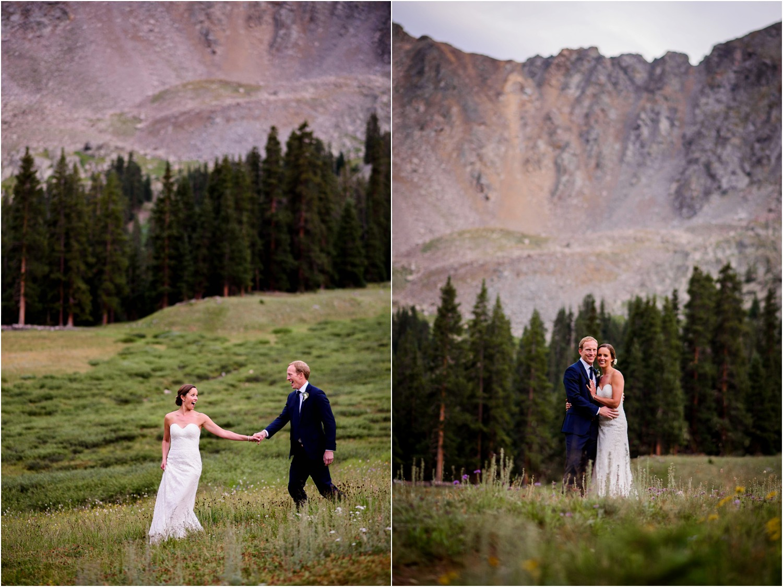 Arapahoe Basin Wedding Photos