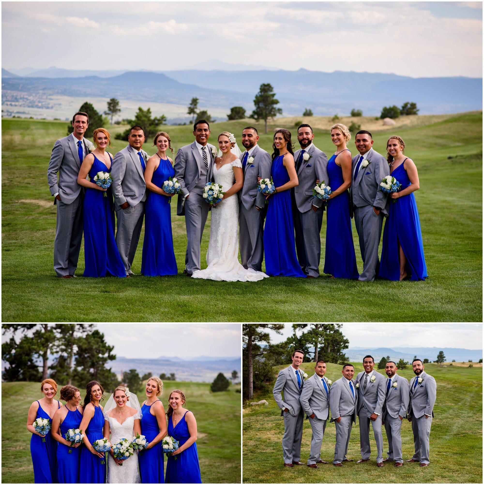 sanctuary golf course wedding pictures