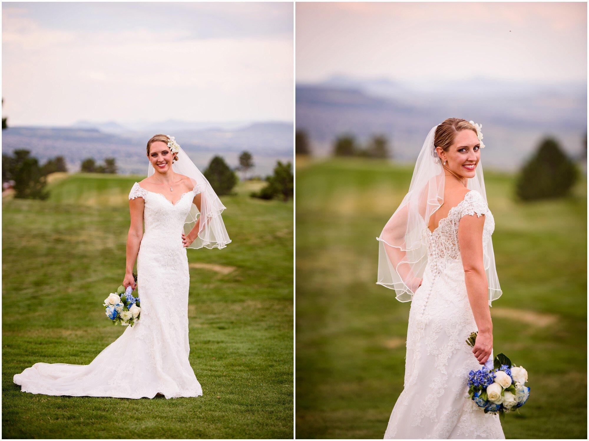 sanctuary golf course wedding photos