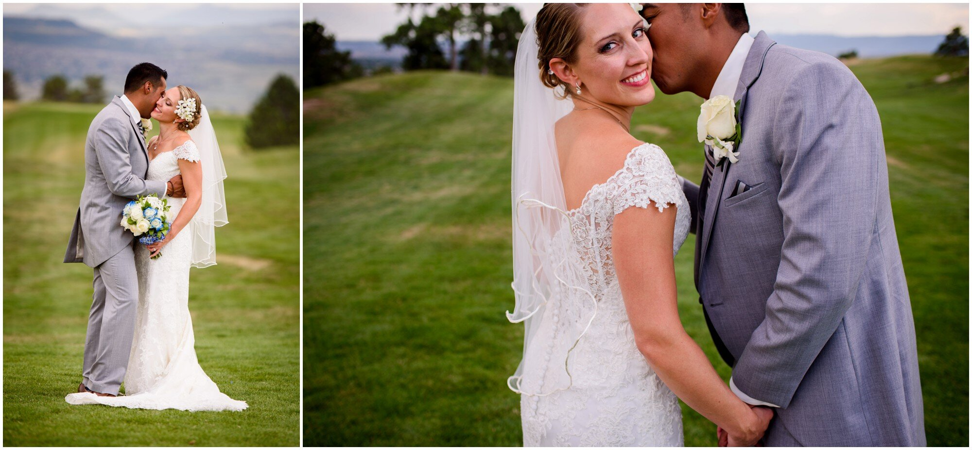 castle pines wedding