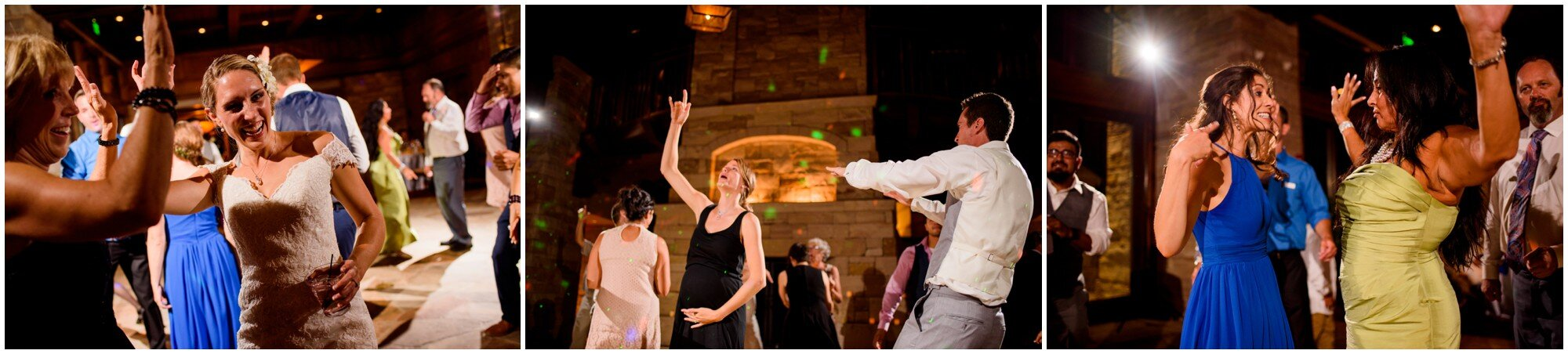 wedding reception in denver, colorado