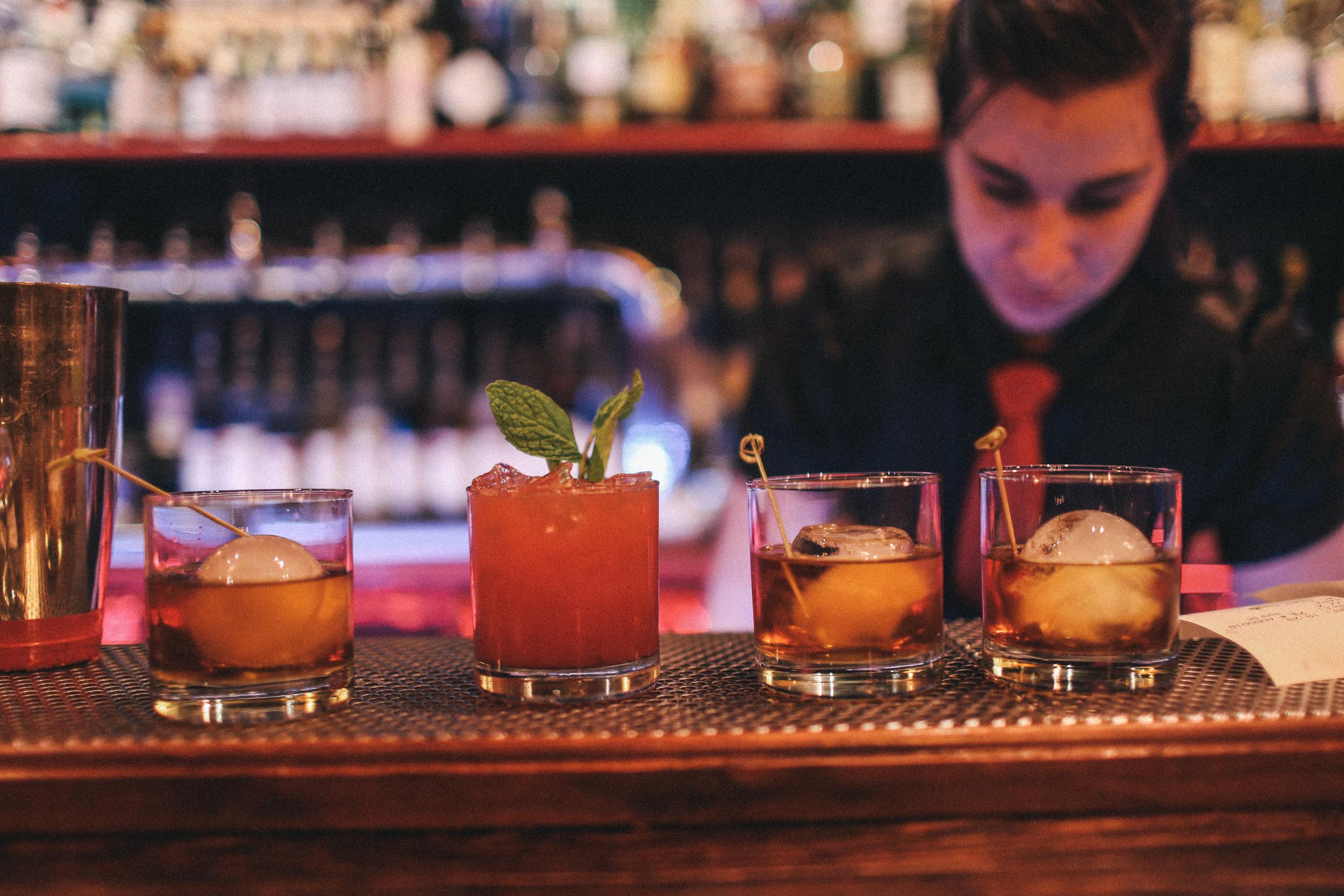 Cocktails @ Le Lab