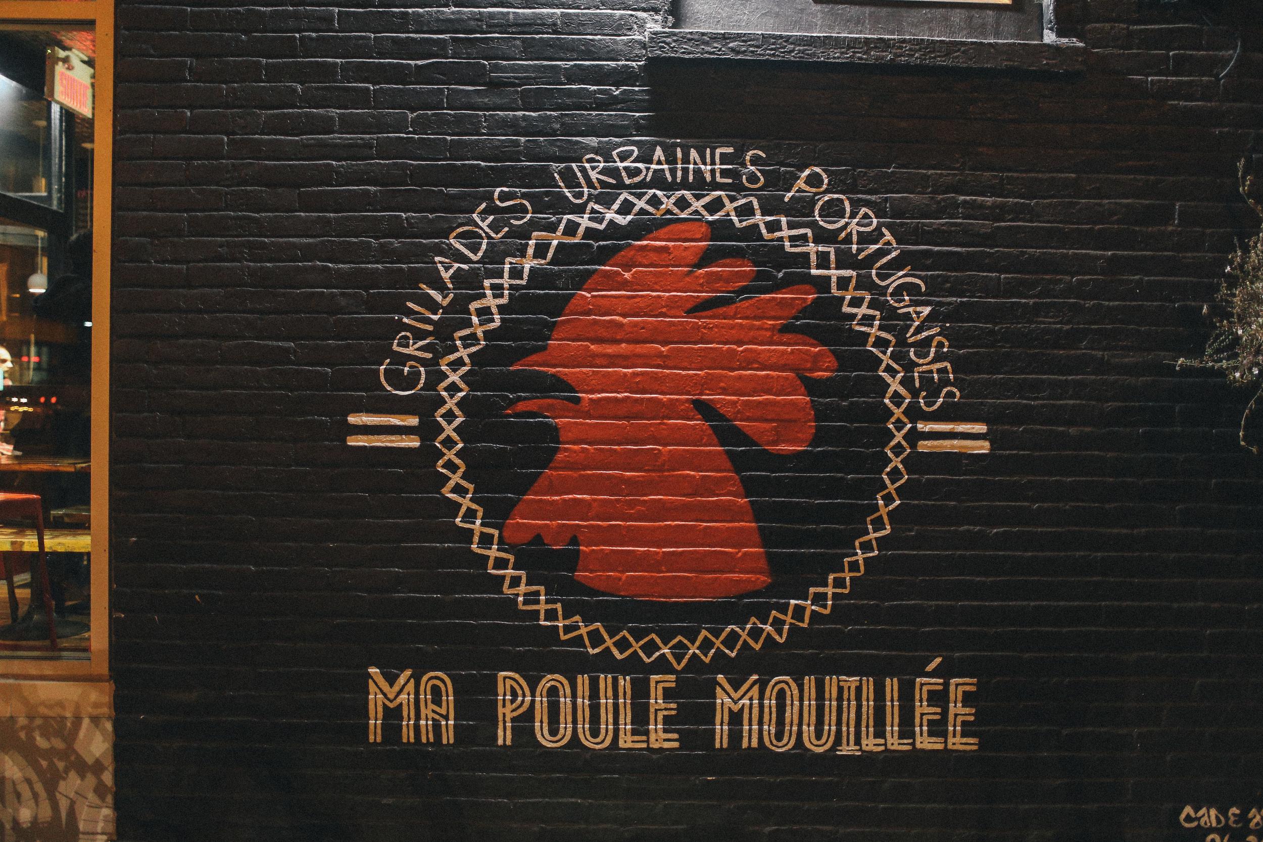 Poutine @ Ma Poule Mouilee