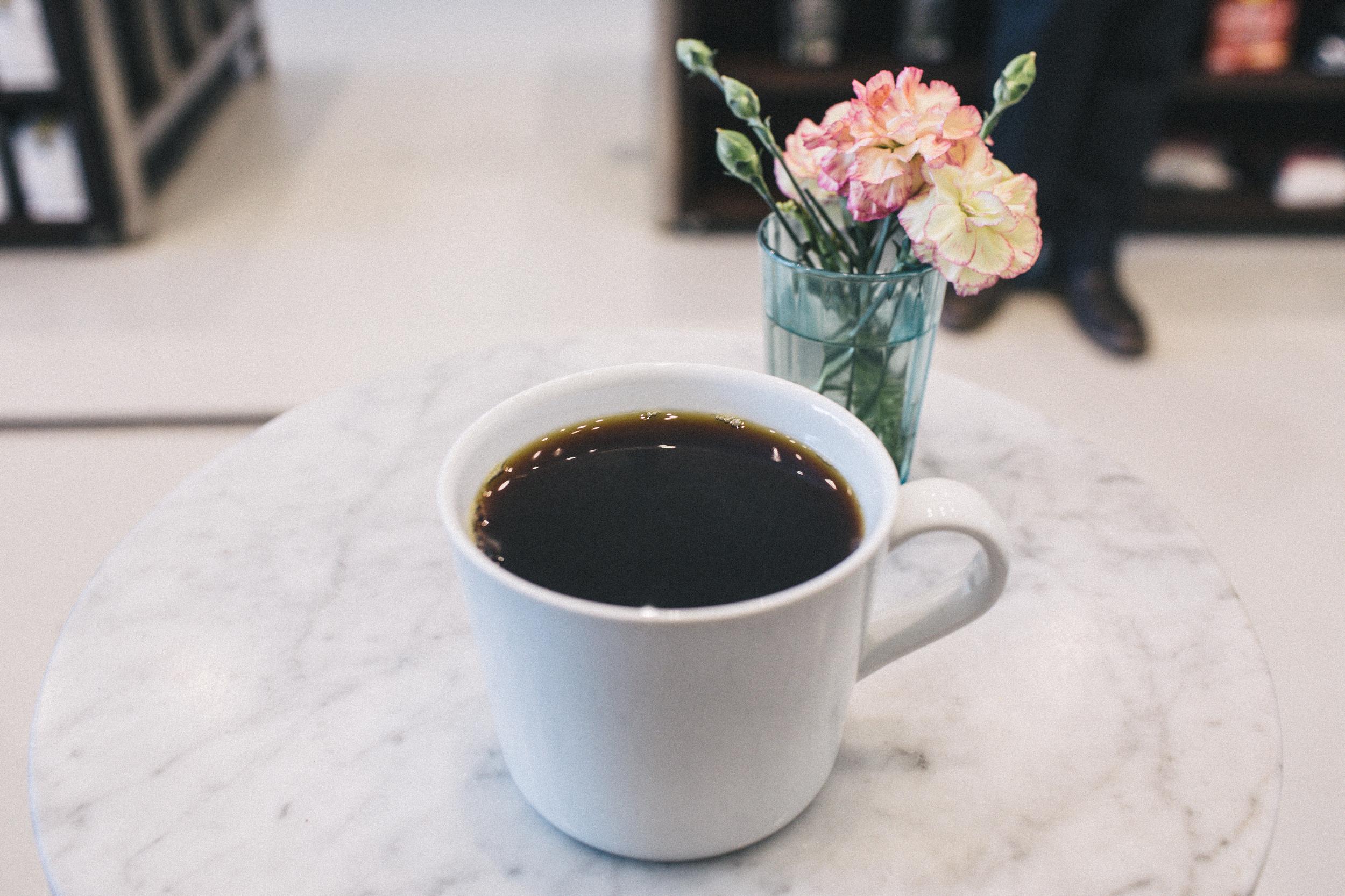 Coffee @ Café Saint-Henri MJT