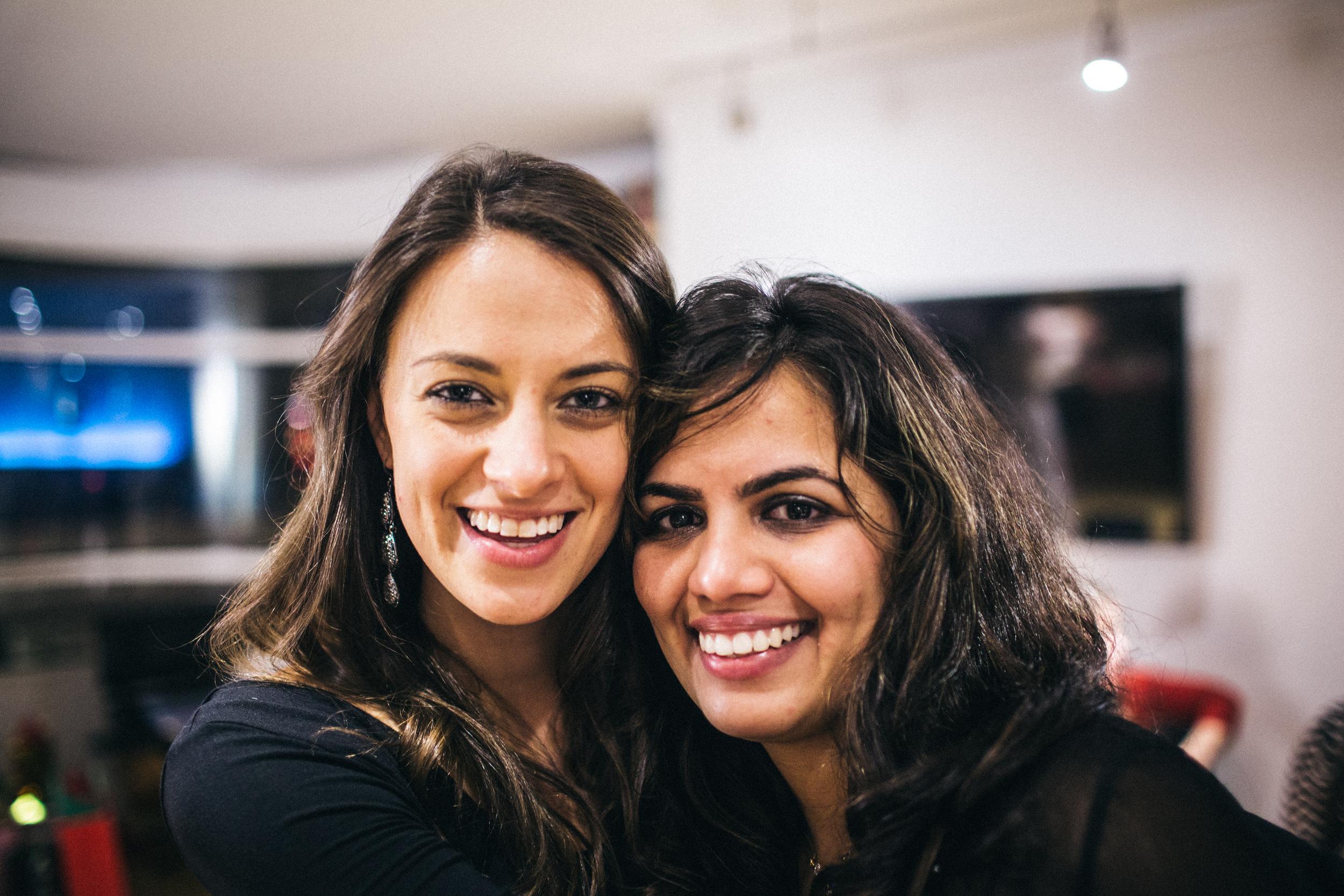 Alyse + Malika