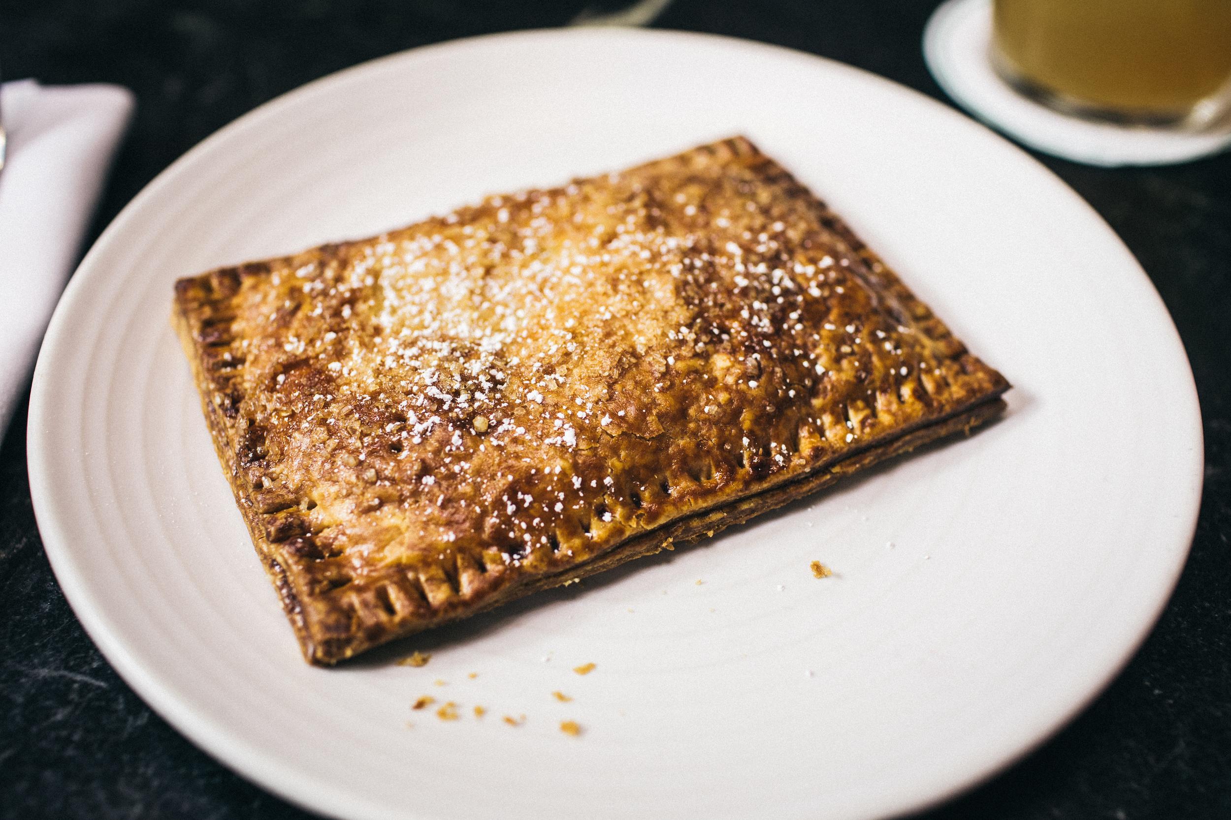 Organic 'Pop Tart' - Pear