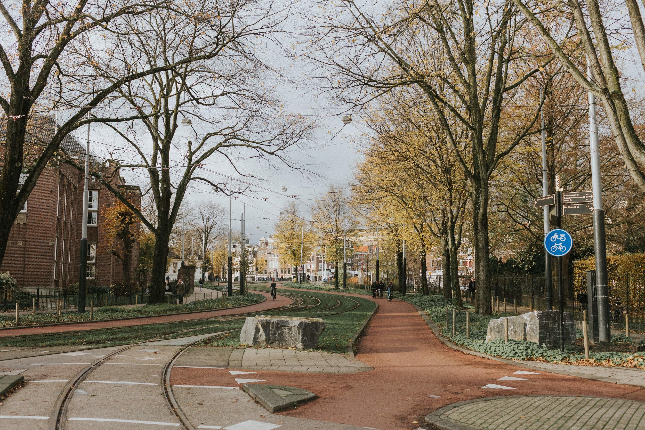 Walkway/Bikeway
