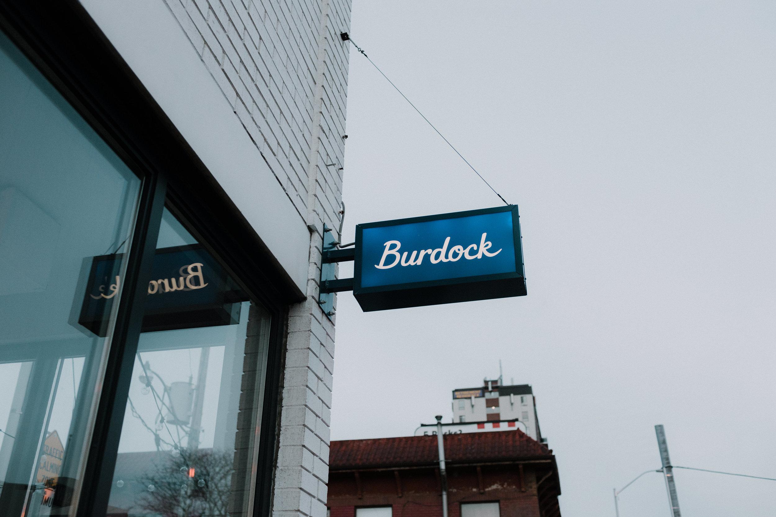 The Burdock