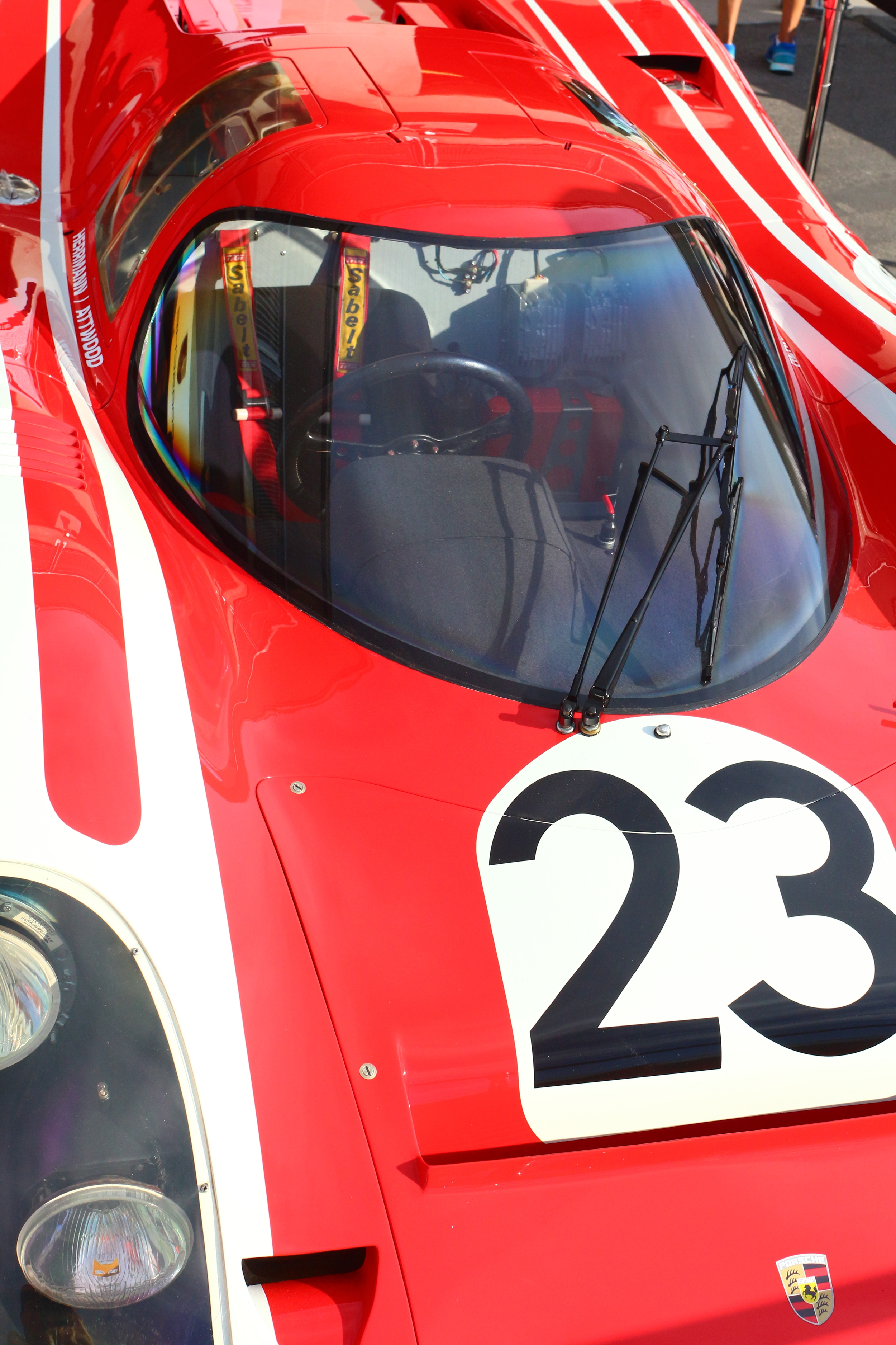 The Atwood Herrmann Porsche 917.