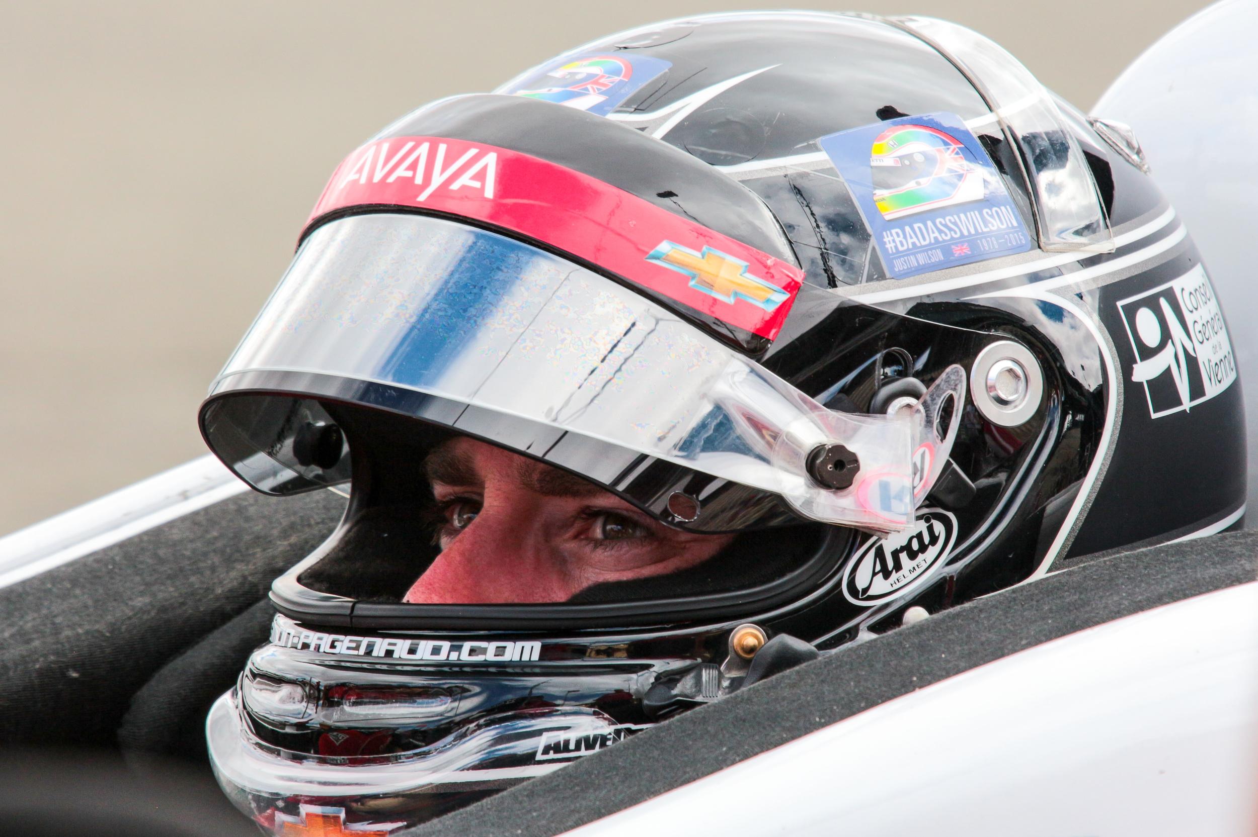 Simon Pagenaud, Team Penske