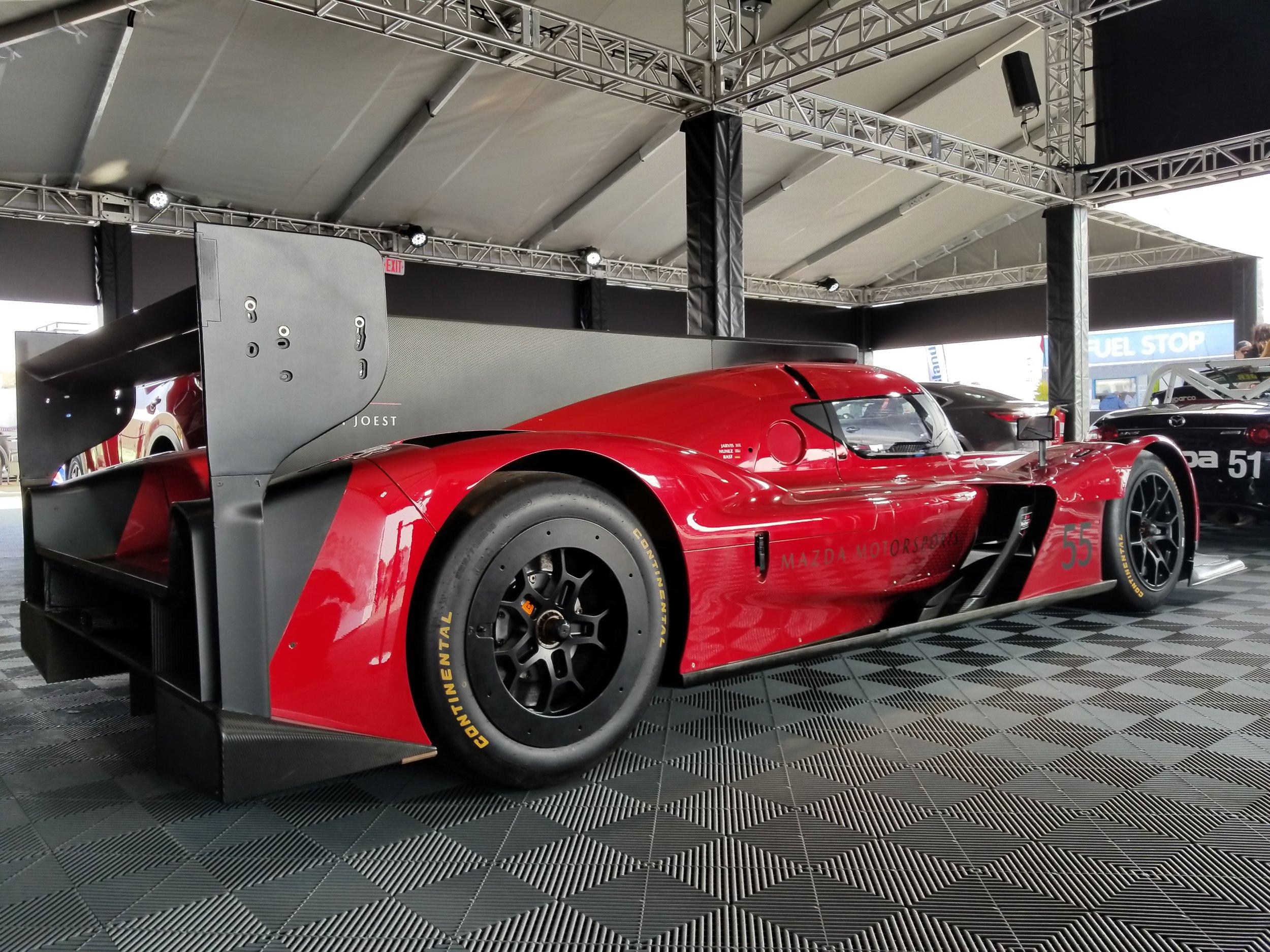 Ahhh, the beautiful Mazda RT24-P