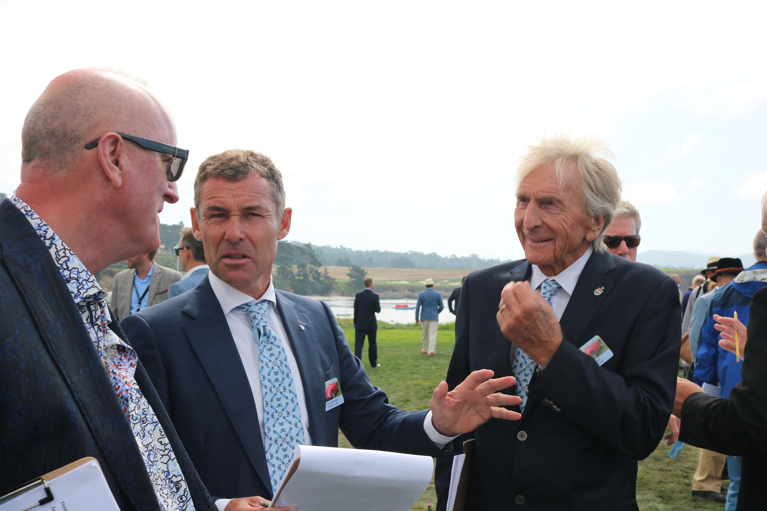 Le Mans Legends, Tom Kristensen and Derek Bell