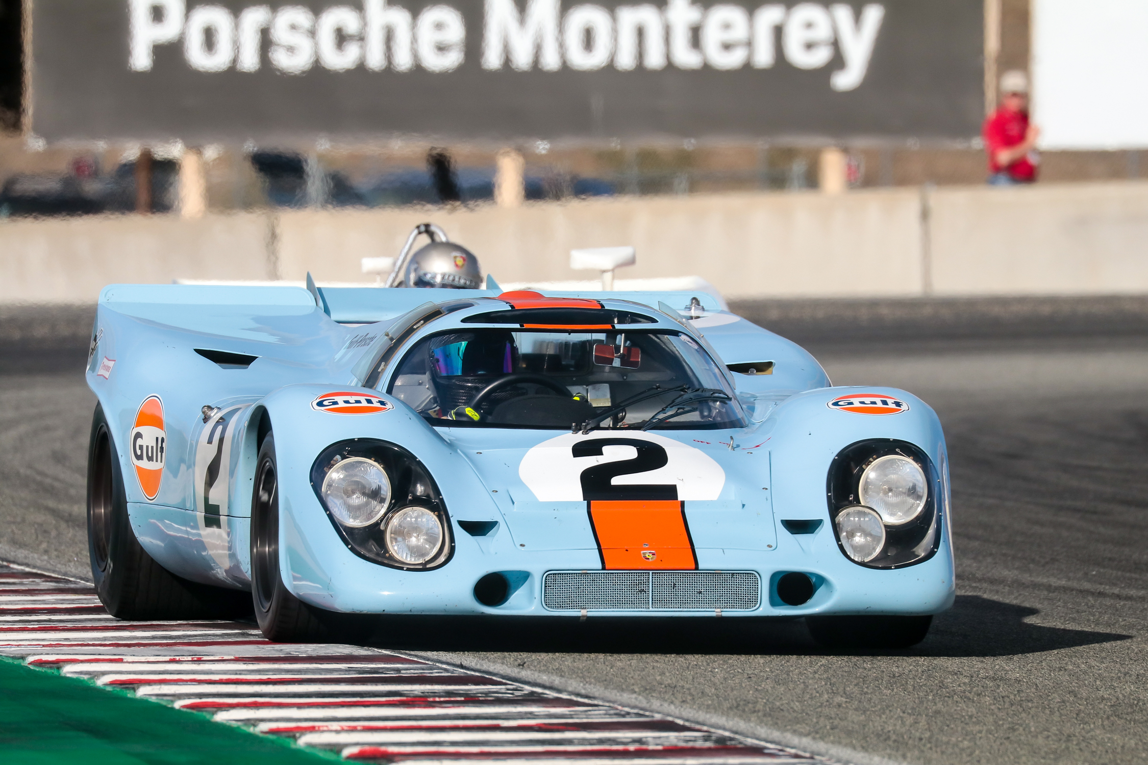 Bruce Canepa's 917, Chassis 917-015 that won the 1970 24 Hours of Daytona.