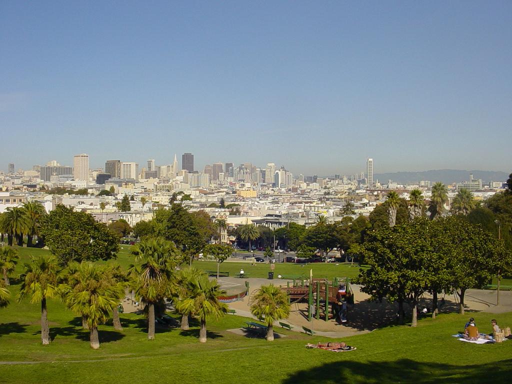Dolores Park - San Francisco, CA