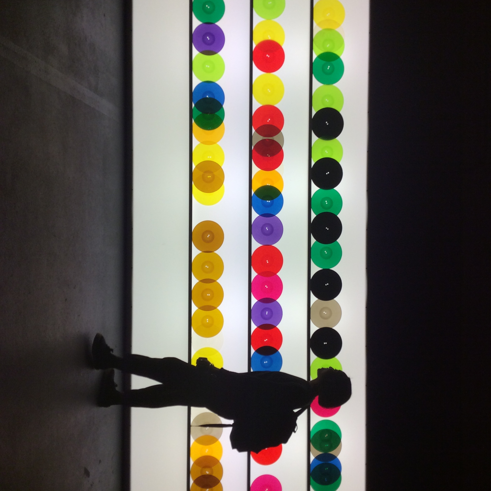 CREDIT: Image taken by Kate F at the  Carsten NicolaiX Vinyl Factory -Brewer Car Park