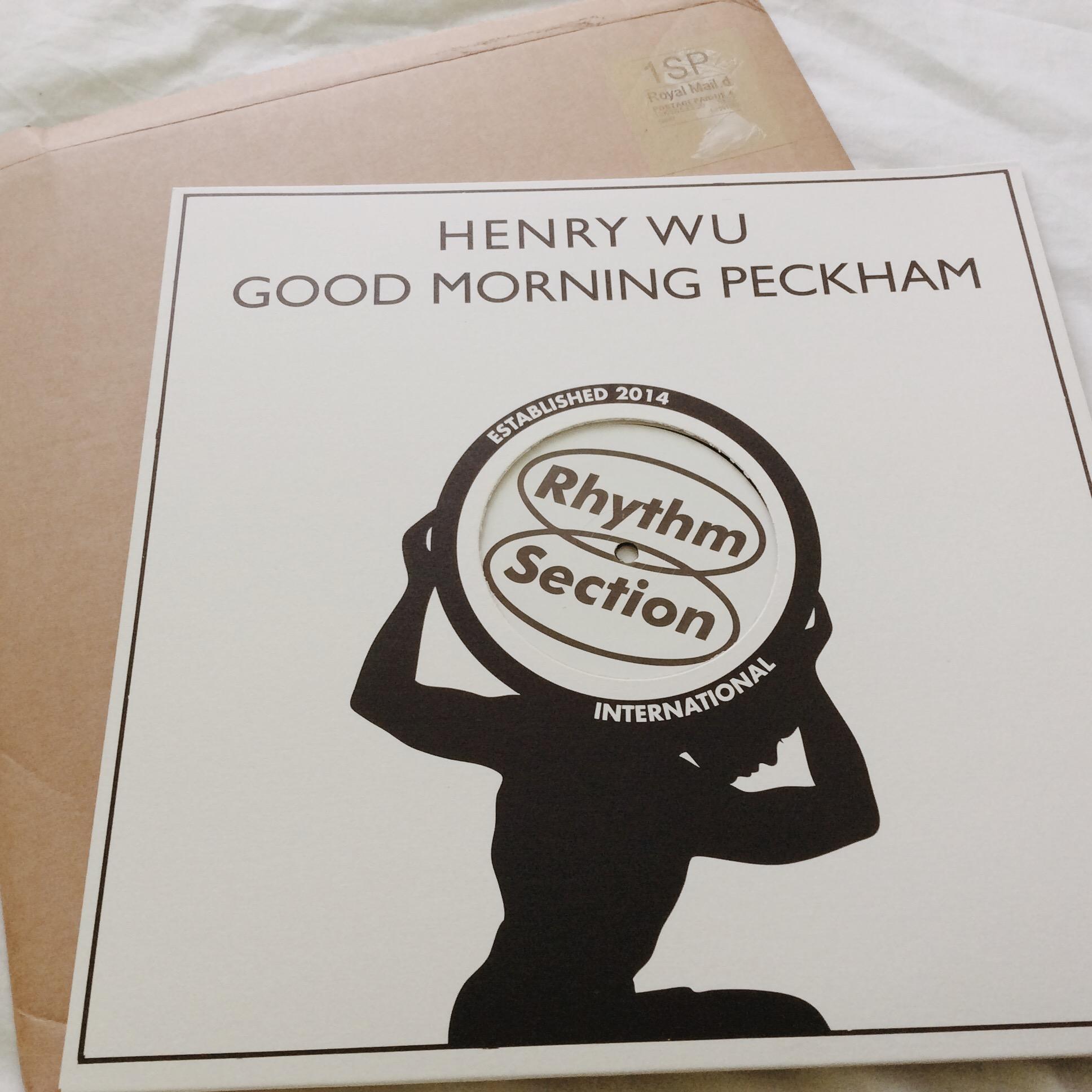 Henry Wu/Rhythm Section International