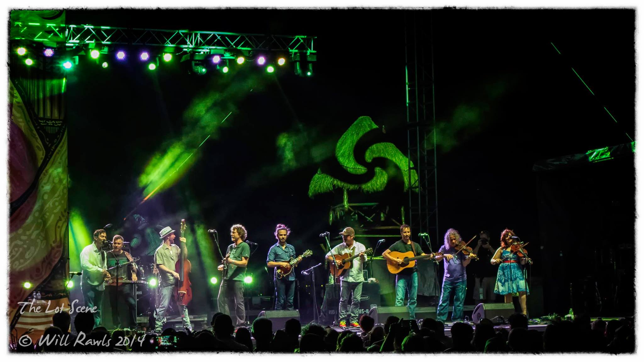 Yonder Mountain String Band and Friends - Strings & Sol  Puerto Morelos, Mexico - 11-14 Dec 2014