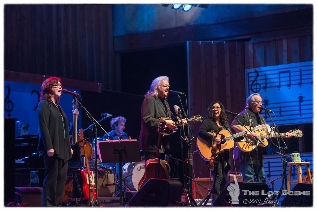 Ricky Skaggs, Ry Cooder, Sharon White, and Friends