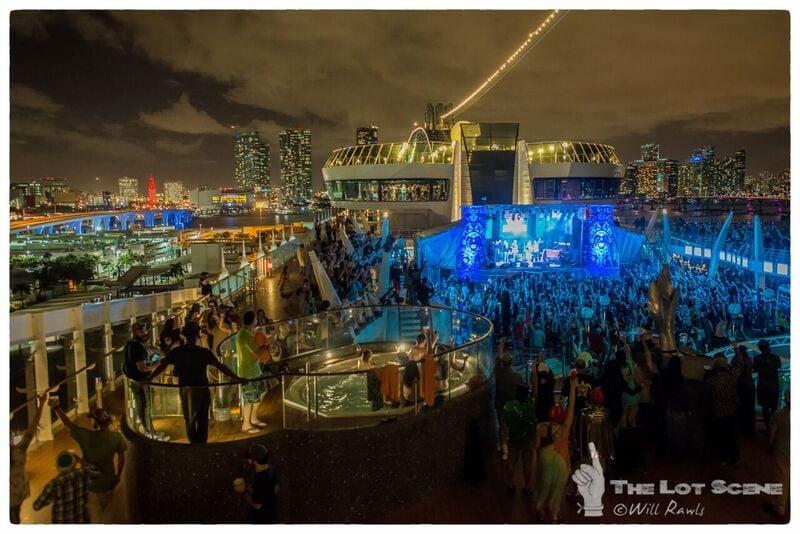 Dumpstaphunk - Sail Away Party