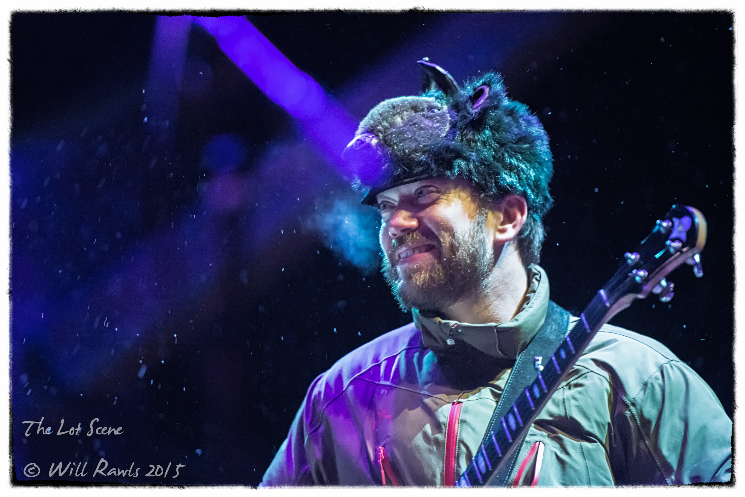 Andy Thorn of Leftover Salmon
