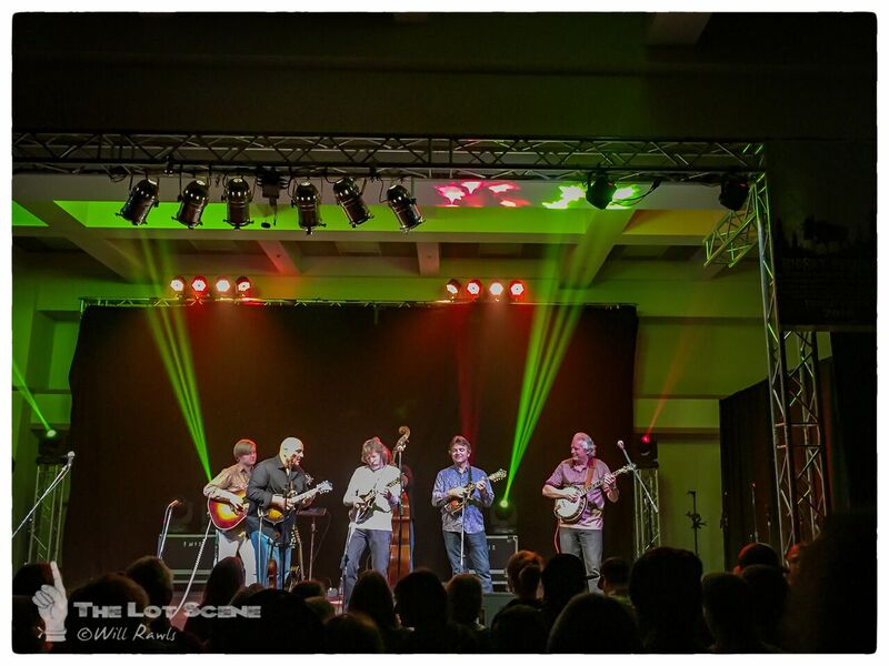 Frank Solivan & Dirty Kitchen & Sam Bush