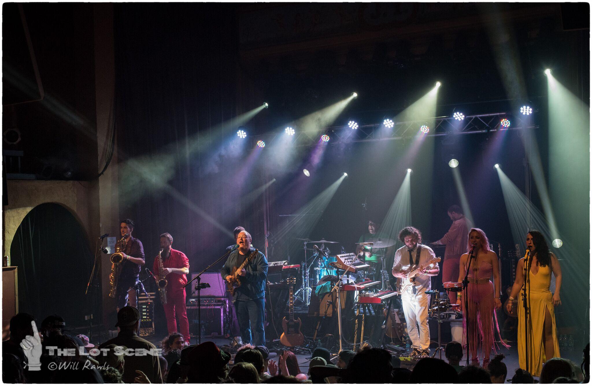 Turkuaz at The Bluebird Theater