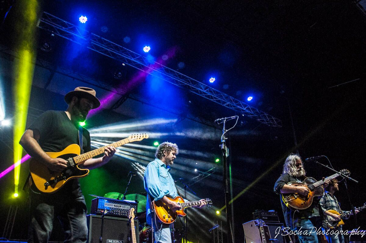 Leftover Salmon with Cris Jacobs