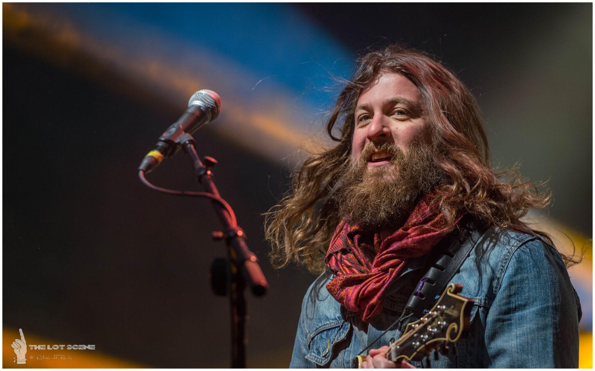 Paul Hoffman of Greensky Bluegrass