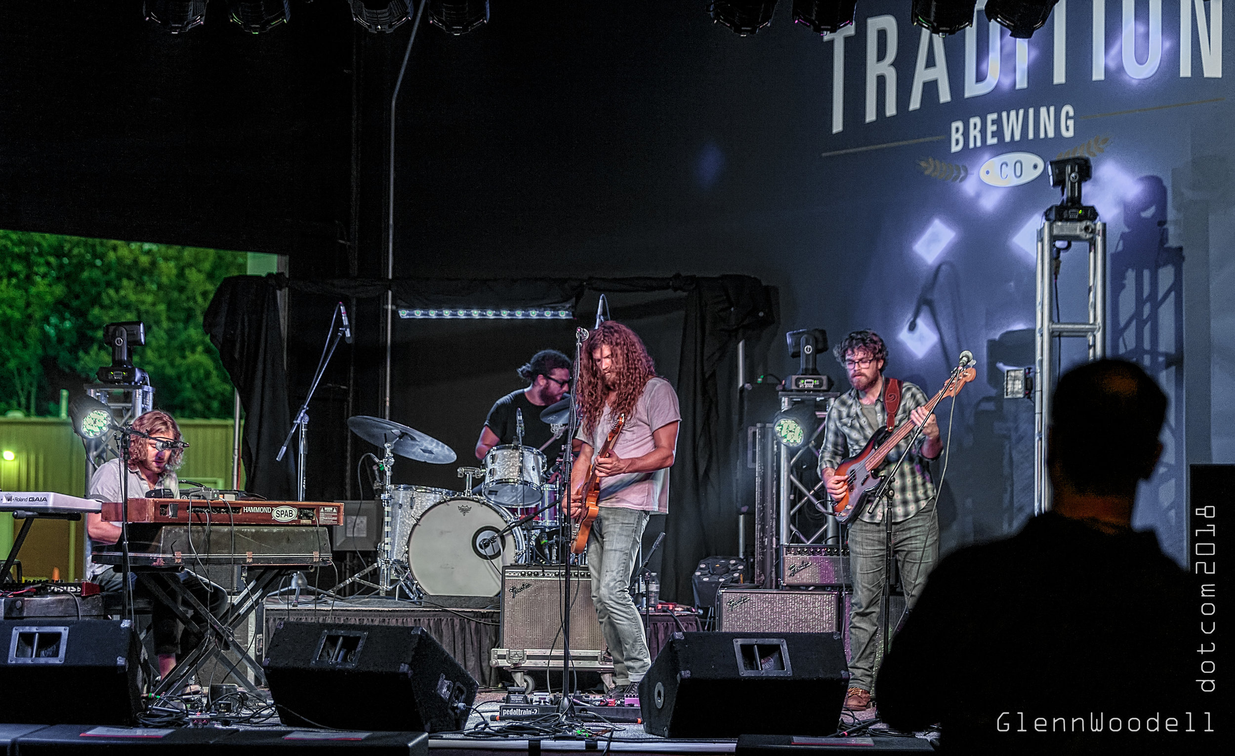 The Trongone Band at Tradition Brewing