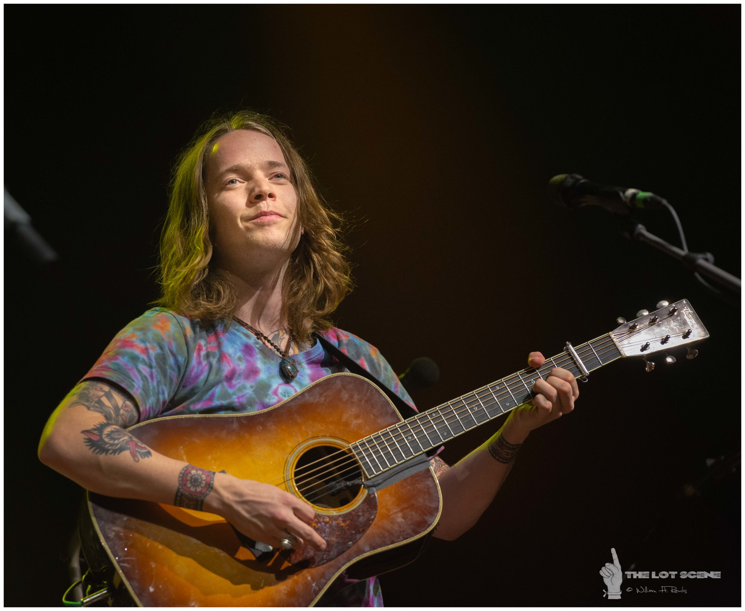 Billy Strings at The Anthem DC - February 2 2019 - 4.jpg
