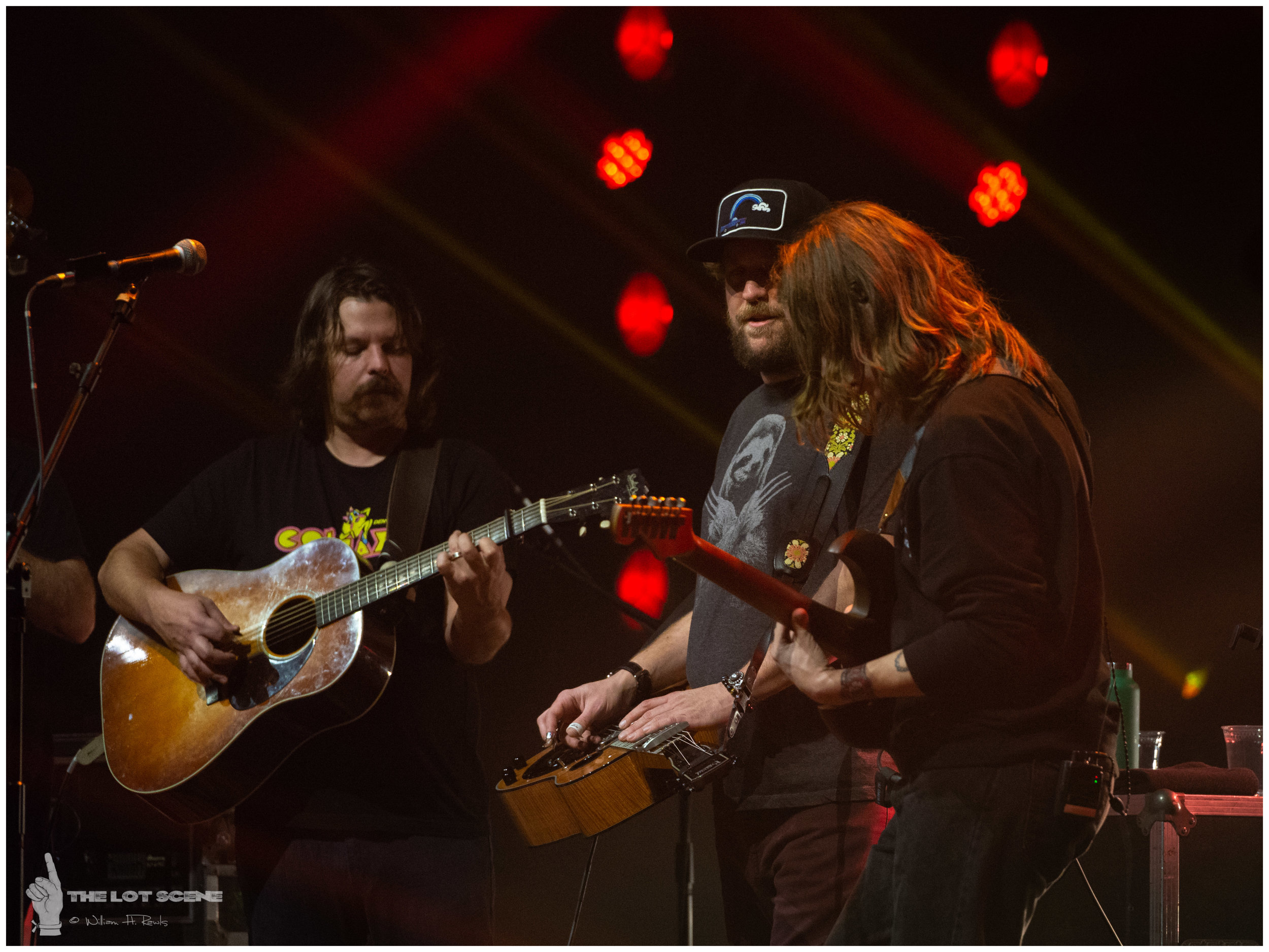 Greensky Bluegrass at The Anthem DC - February 2 2019 - 8.jpg