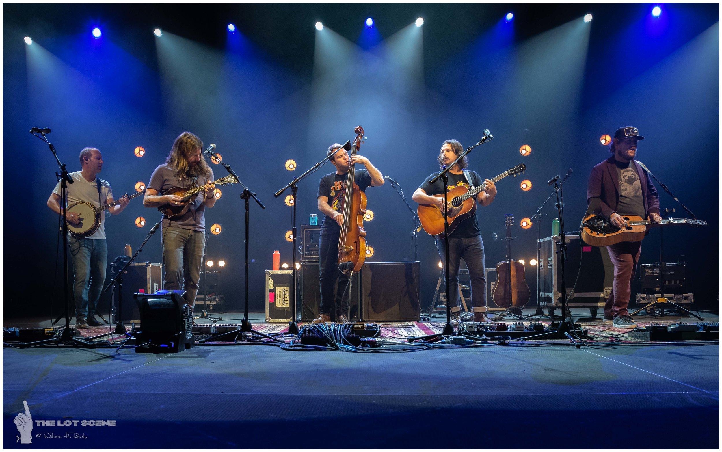 Greensky Bluegrass at The Anthem DC - February 2 2019 - 12.jpg