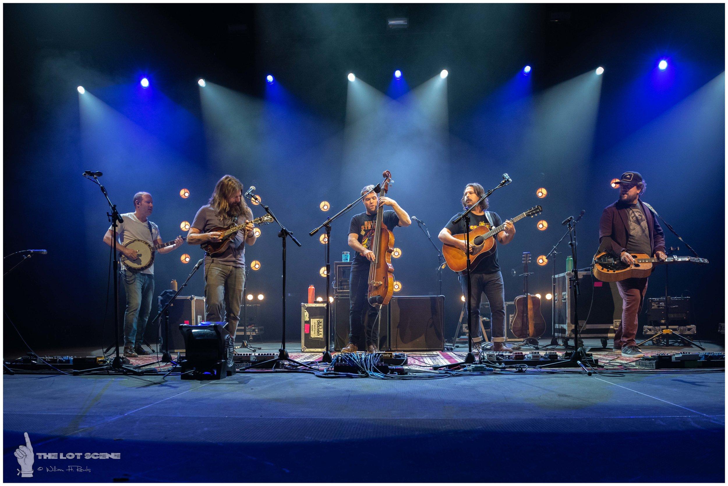 Greensky Bluegrass at The Anthem DC - February 2 2019 - 13.jpg