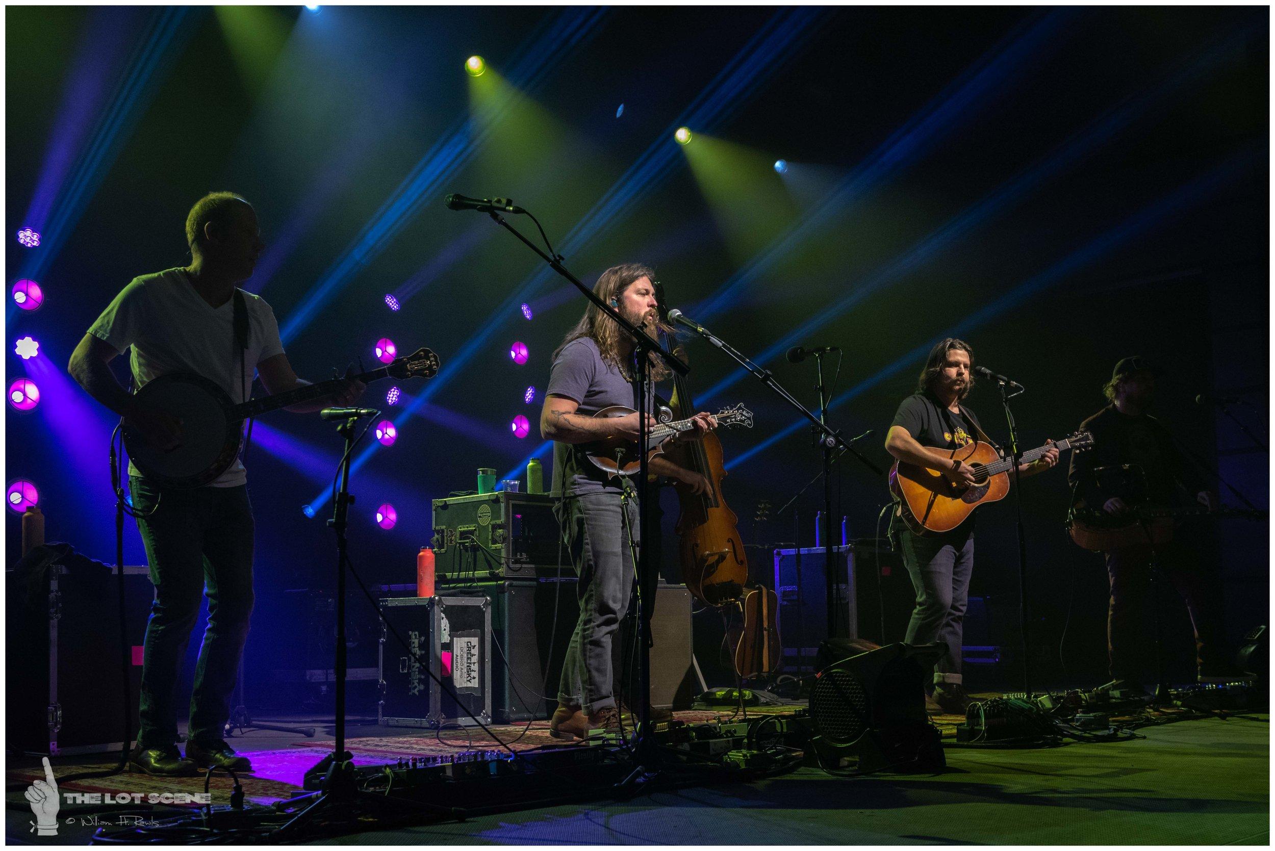Greensky Bluegrass at The Anthem DC - February 2 2019 - 16.jpg